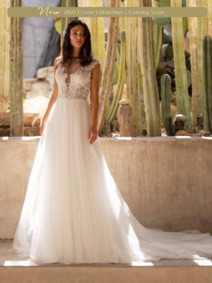 Mirren Pronovias trouwjurk
