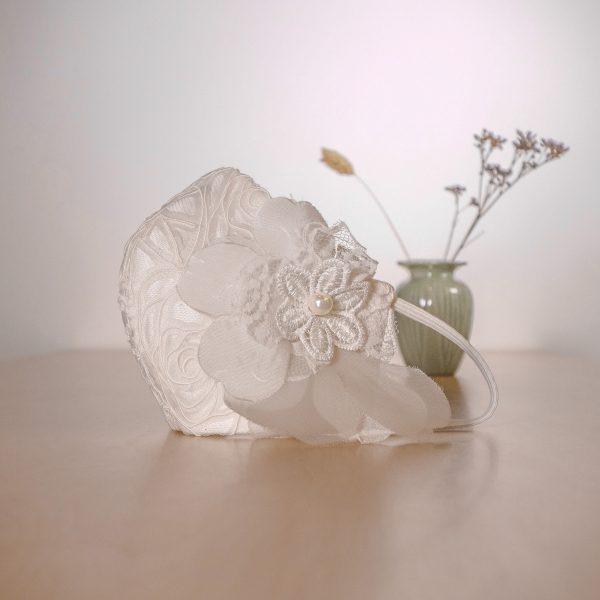 mondkapje kant bloem