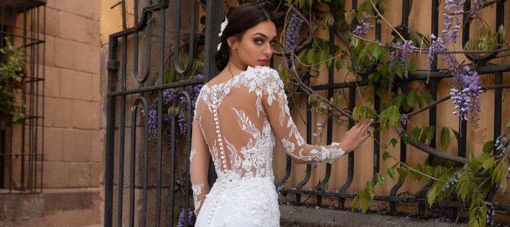 amiga bruidsmode trouwjurken