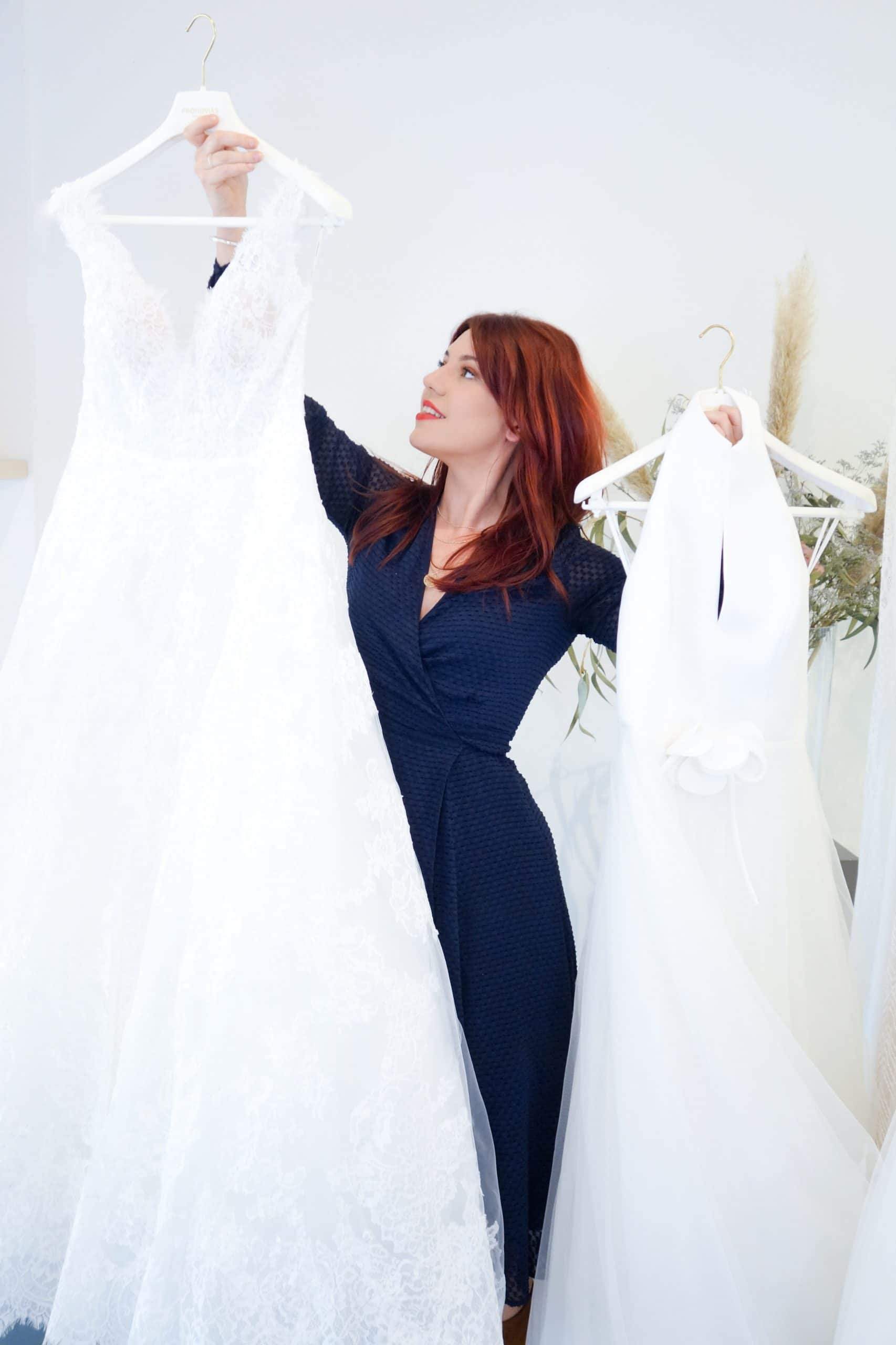 bridal styliste pronovias