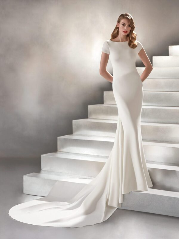 designer trouwjurk pronovias