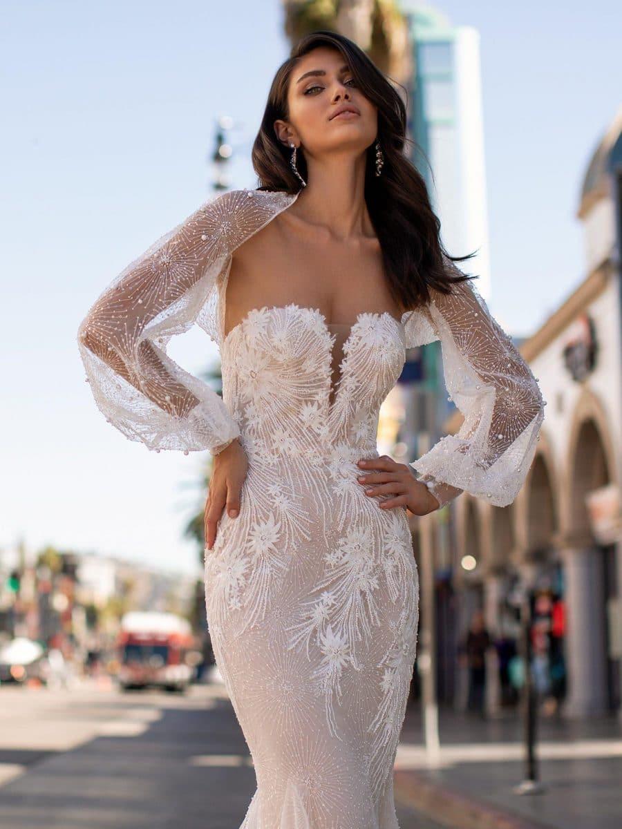 sexy trouwjurk lansbury